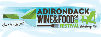 ADK wine and food